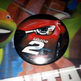 Mazda pin