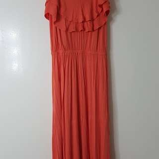 Forever 21 Plus Size Maxi Dress