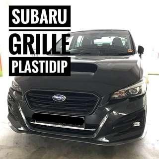 Subaru Levorg Plastidip Mobile Service Plasti Dip