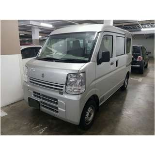 SUZUKI EVERY PA 660 A/T 2WD 5DR LGV