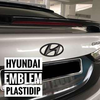 Hyundai Elantra Plastidip Mobile Service Plasti Dip