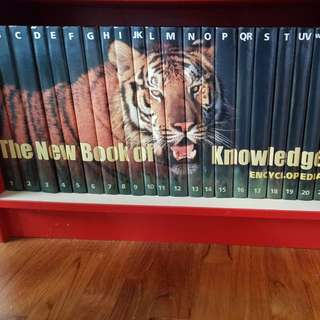 """Encyclopedia ( book of KNOWLEDGE"""""""
