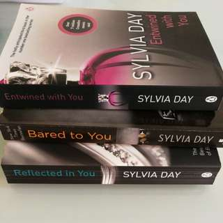 Sylvia Day Crossfire Novel