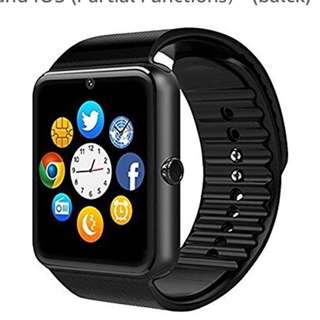 Bluetooth Smart Watch with Camera /Pedometer Analysis/Sleep Monitoring for Android