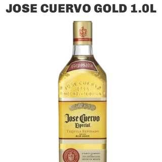 Jose Cuervo Gold 1 Liter