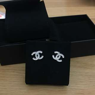 Chanel ear ring 耳環