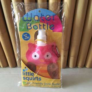 Little Squirts Eco friendly Drink Bottle