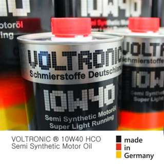 VOLTRONIC 10w-40 Motor BIKE Oil