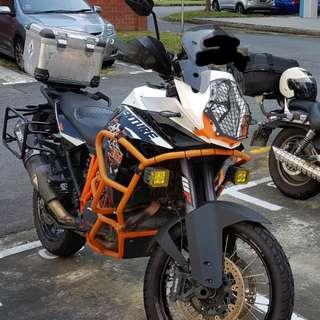 KTM ADVENTURE 1190R 2016