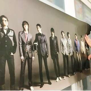 🚚 Super Junior 第三張專輯《SORRY, SORRY》海報