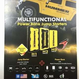 Jump start portable