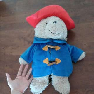 Paddington bear bag