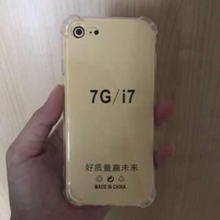 iPhone 7 anti crack casing (jelly)