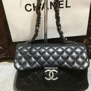 Chanel Medium Westminster Flap with Pearl