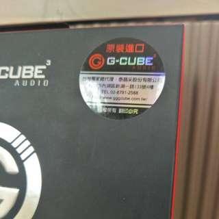 G-CUBE THP-250i Series重低音立體聲耳機 原裝進口全新