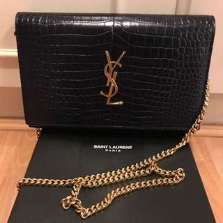 Saint Laurent Monogram 袋 YSL Chain Bag 新