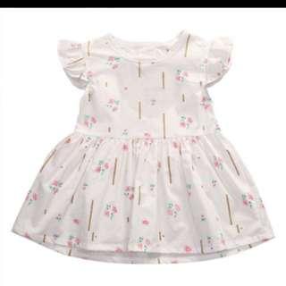 Baby Girl Dress flower kid infant newborn toddler