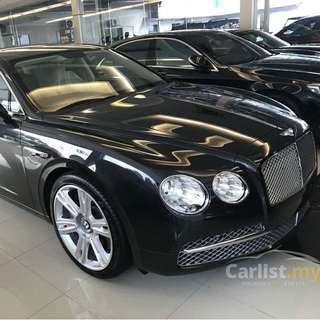 NEW CAR BENTLEY FLYING SPUR 6.0 W12 2014