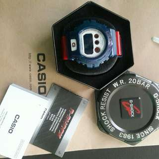 G-SHOCK JDT LIMITED EDITION GRED AAA
