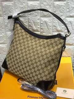 Gucci bag w/ paper bag