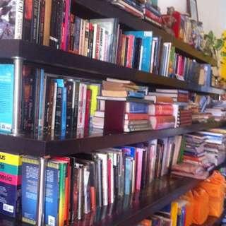 Buku Novel, Biografi, Motivasi, Agama, Inggris