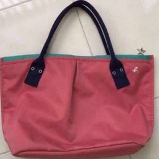 Agnes-B Tote Bag 💯 Authentic