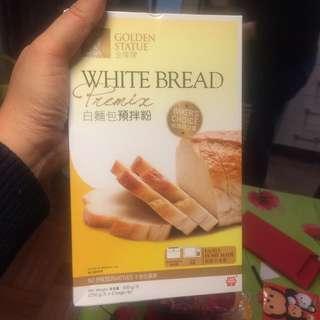 金像牌白麵包預伴粉2盒