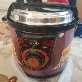 Pressure cooker electric presto elektrik