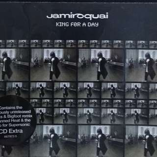 Jamiroquai King for a day