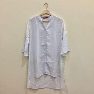Dauky White Shirt