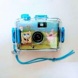 🚚 海綿寶寶潛水相機