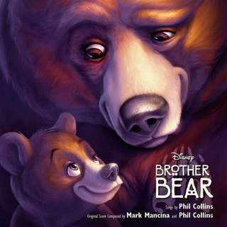 💯 Brother Bear Disney Motion Picture Music CD Soundtrack