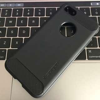 iPhone 7 or 8 Case Spigen Rugged Armor - 2nd good