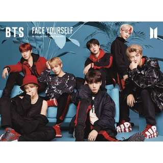 [Inc EMS] BTS Face Yourself