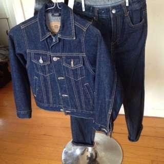 Boys Denim Jacket & Jeans!👖👕