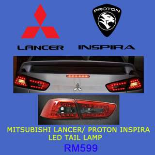 Mitsubishi Lancer/ Proton Inspira Led tail lamp
