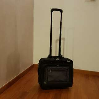 Business travel trolley Dicotta