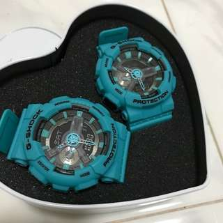 G Shock couple watch (Inventory)