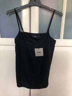 Brand new ASOS square neck cami