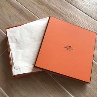 Hermes 愛馬仕 皮帶盒