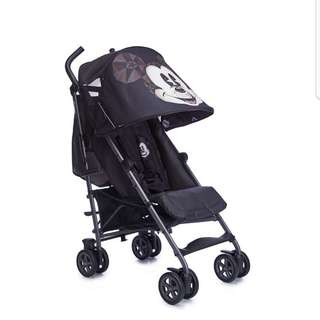 EASYWALKER DISNEY MICKEY DIAMOND ORIGINAL BABY STROLLER