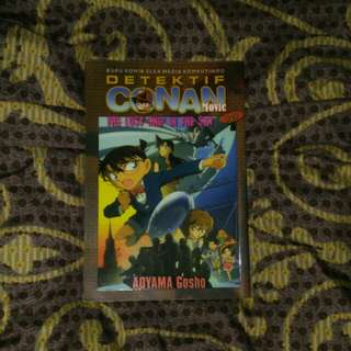 Detektif Conan The lost Ship in The Sky