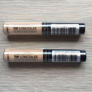 (NEW) The Saem Cover Perfection Tip Concealer
