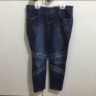 Fresh Soul Denim Blue Jeans