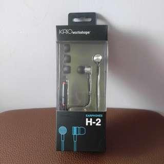 Kaso earphones耳機