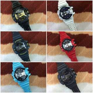 Gshock new designs