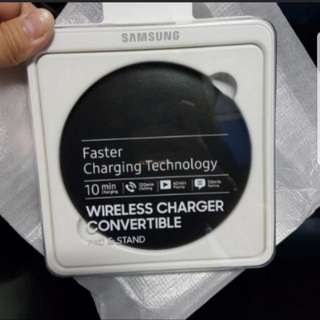 Promo! Samsung Wireless Fast Charger