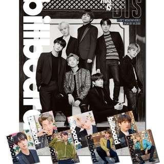 [PO] Billboard x BTS set