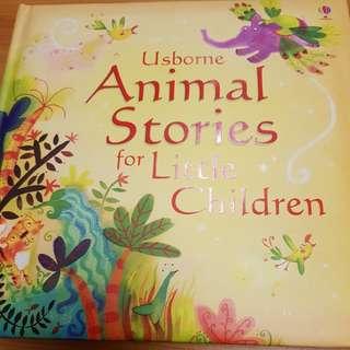 Usborne Animal Stories for little children