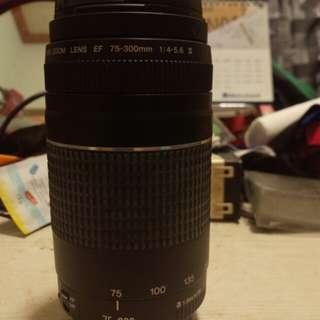 Canon AF Lens 75-300